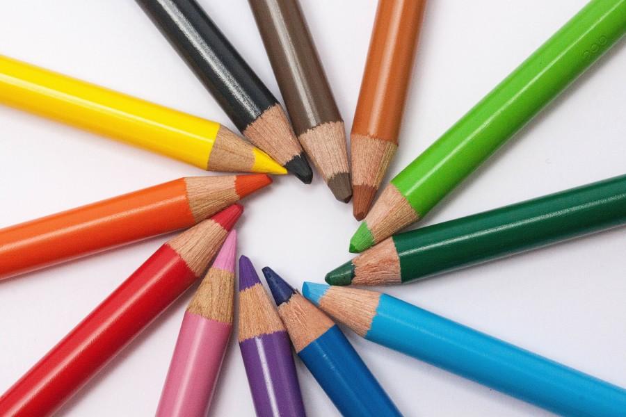 creative desk pens