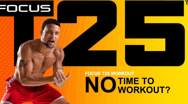 Shaun T T25 workout