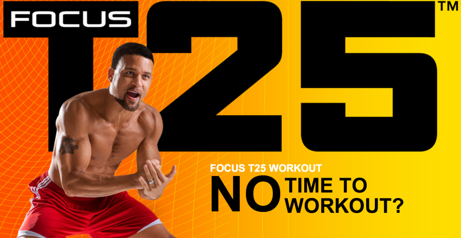 Shaun T T25 workout
