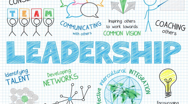 leadership sketch notes