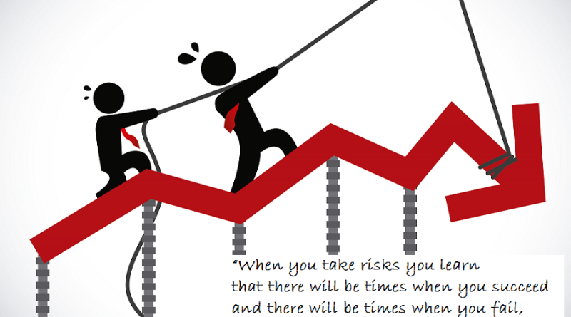 Quote on taking risks