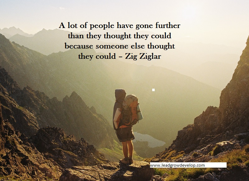 Zig Ziglar Personal Development