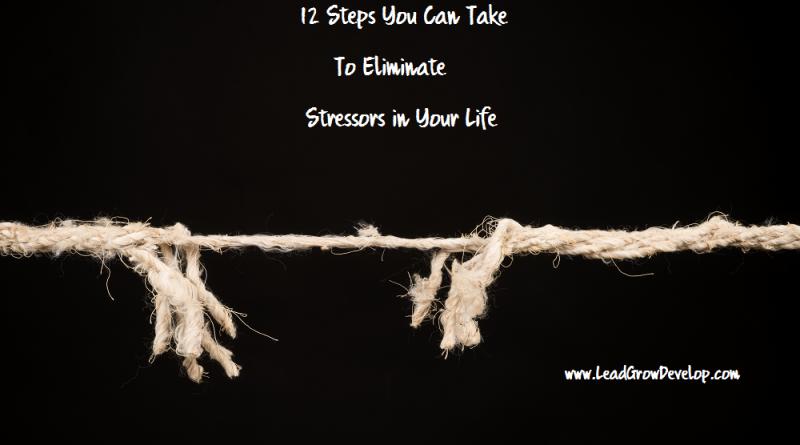 12-steps-to-eliminate-stressors