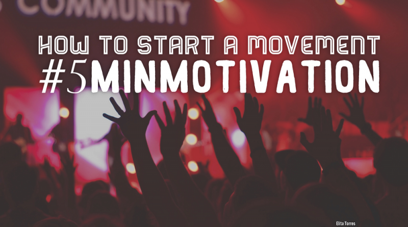 how-to-start-a-movement
