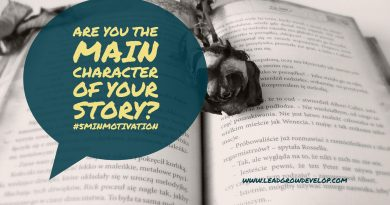 are-you-the-main-character-of-your-life-story-5minmotivation
