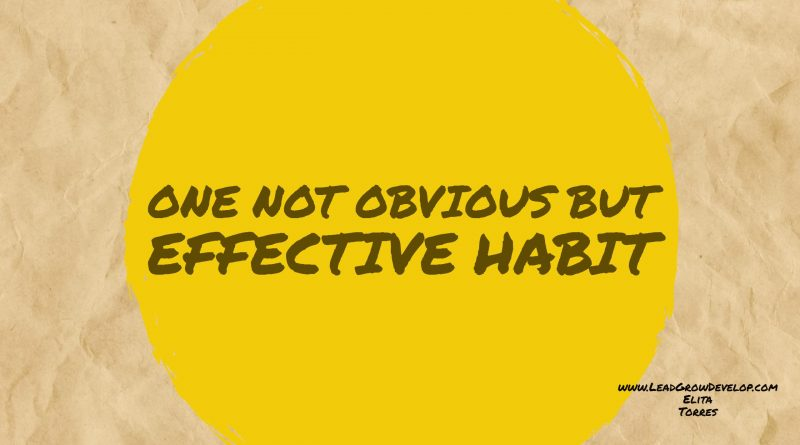 one-not-obvious-but-effective-habit