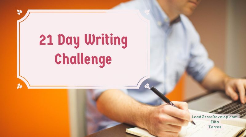 21-day-writing-challenge