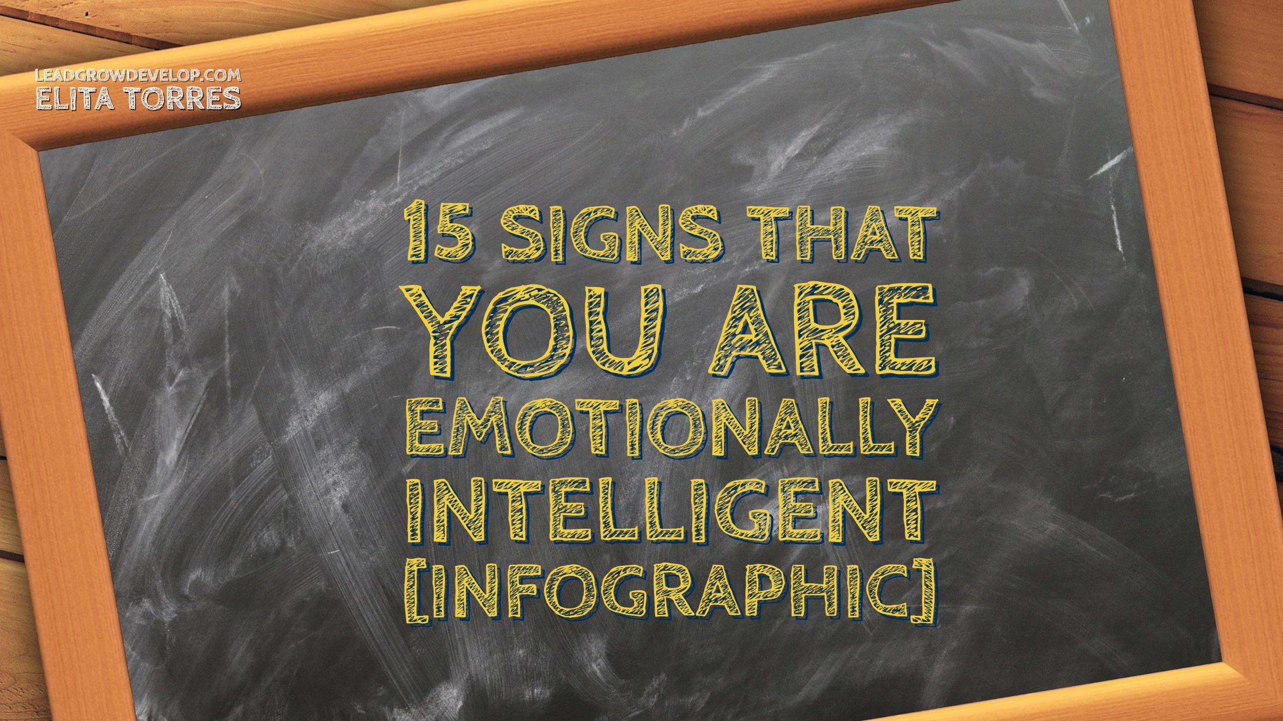 signs-emotional-intelligence