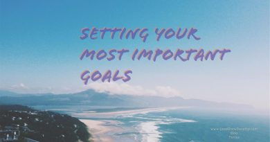 setting-most-important-goals