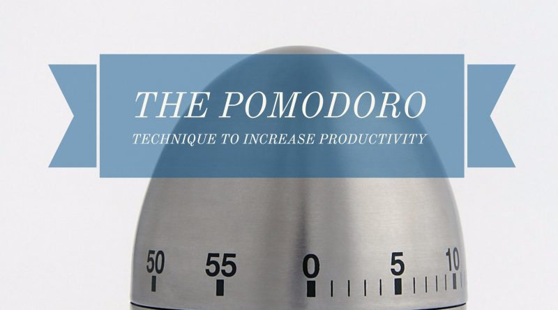 the-pomodoro-technique