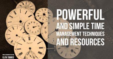 time-management-techniques-resources