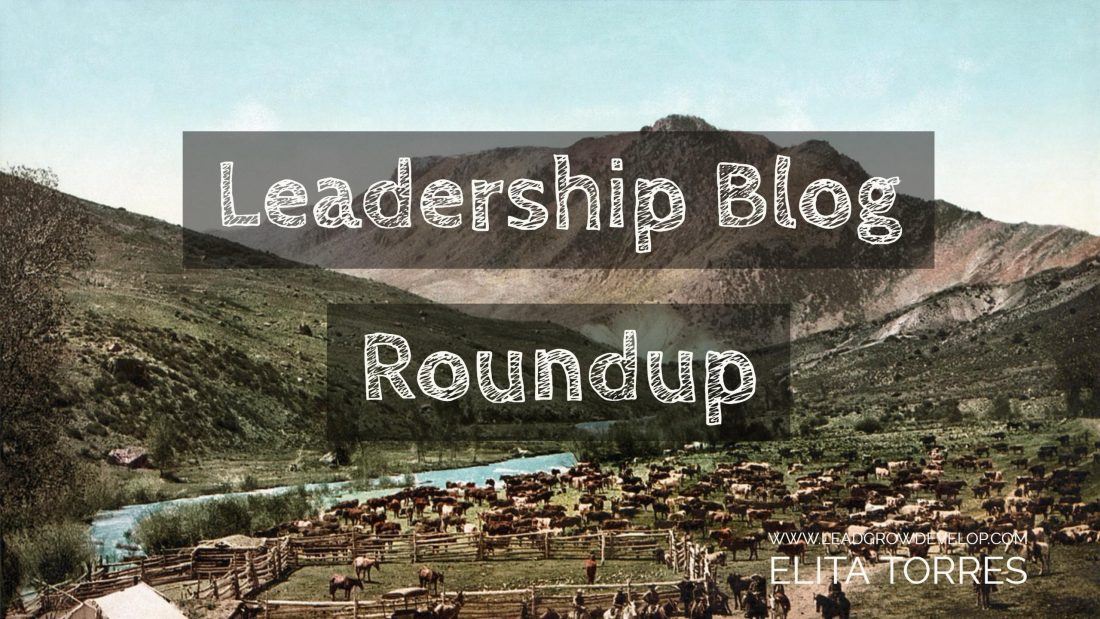 leadership-blog-roundup