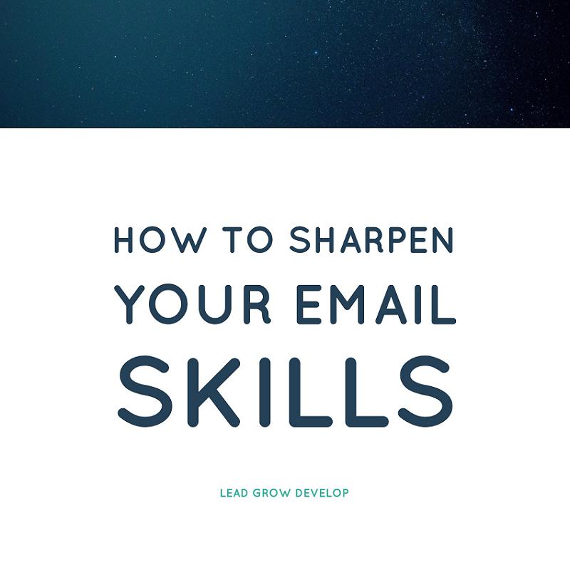 sharpen-email-skills