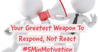 respond-vs-react