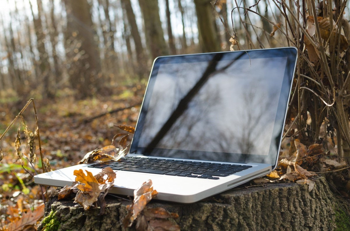 laptop-outdoors