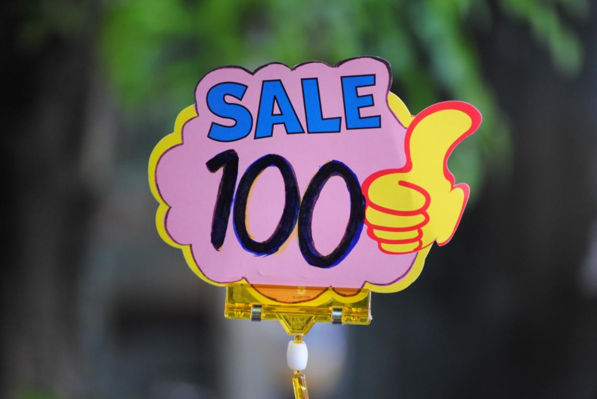 Sale-100