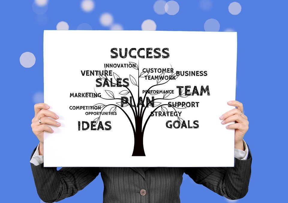 success-sales-plan-team
