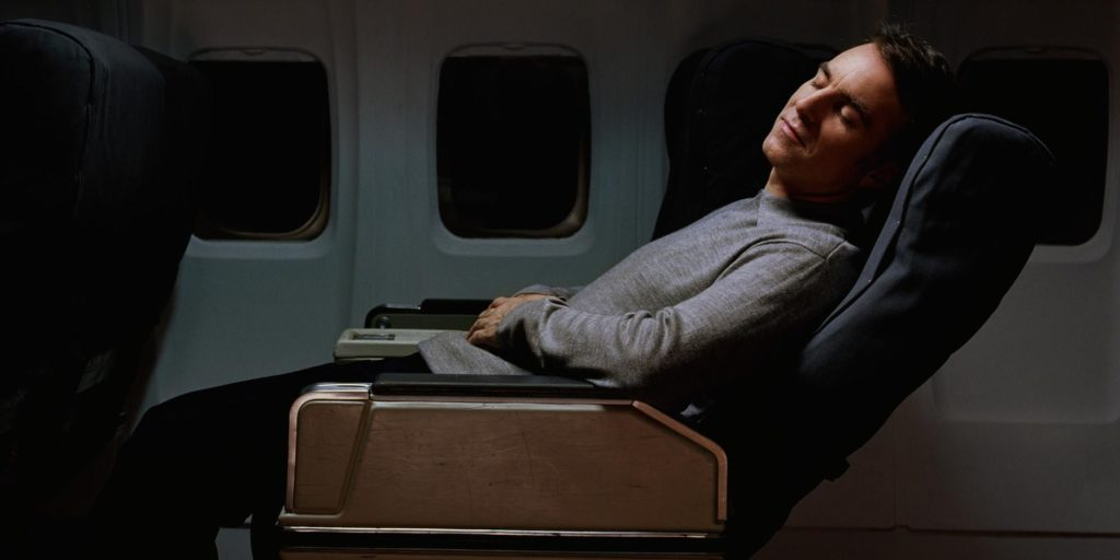 sleep-plane-reclined