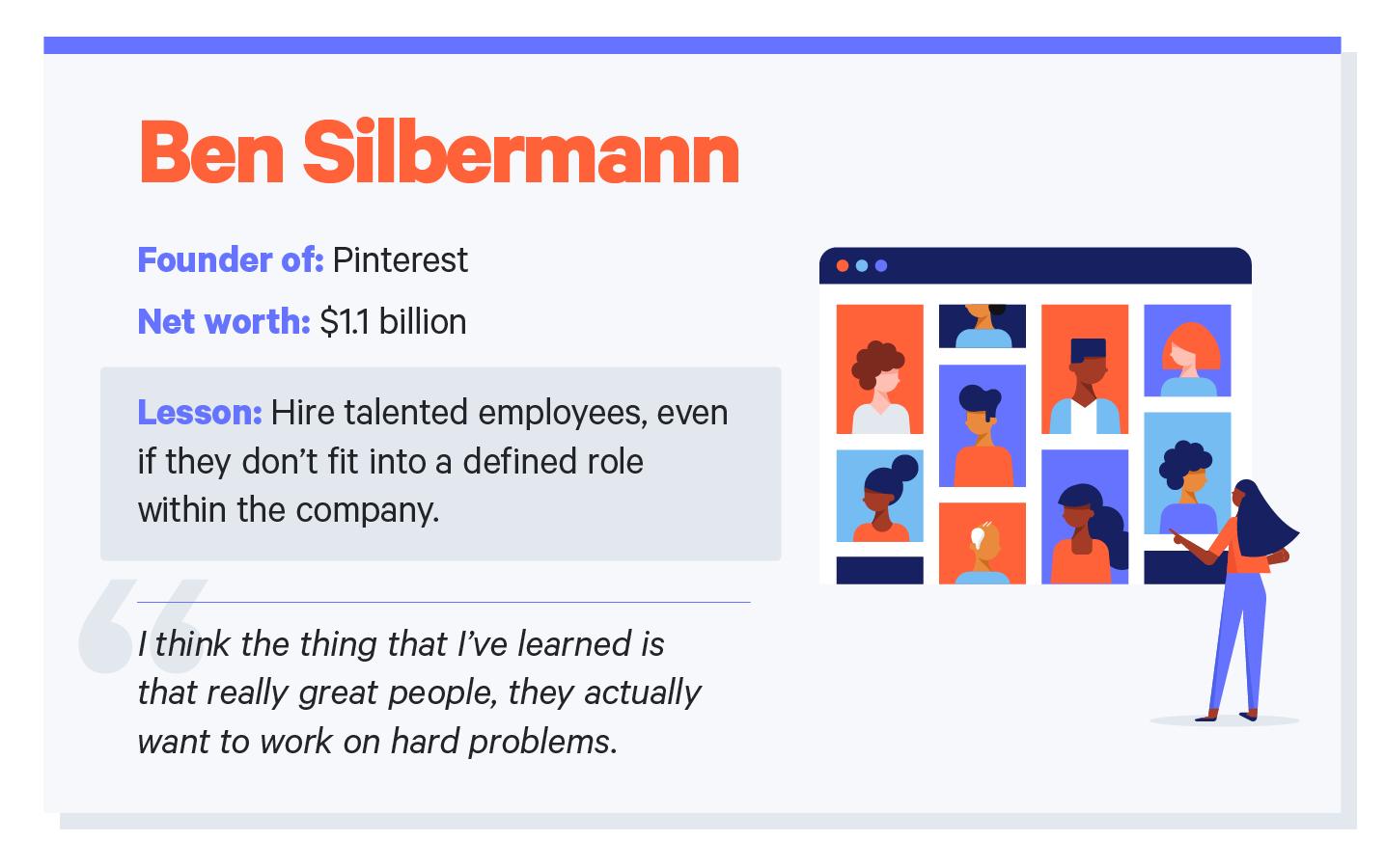 12 Ben Silbermann