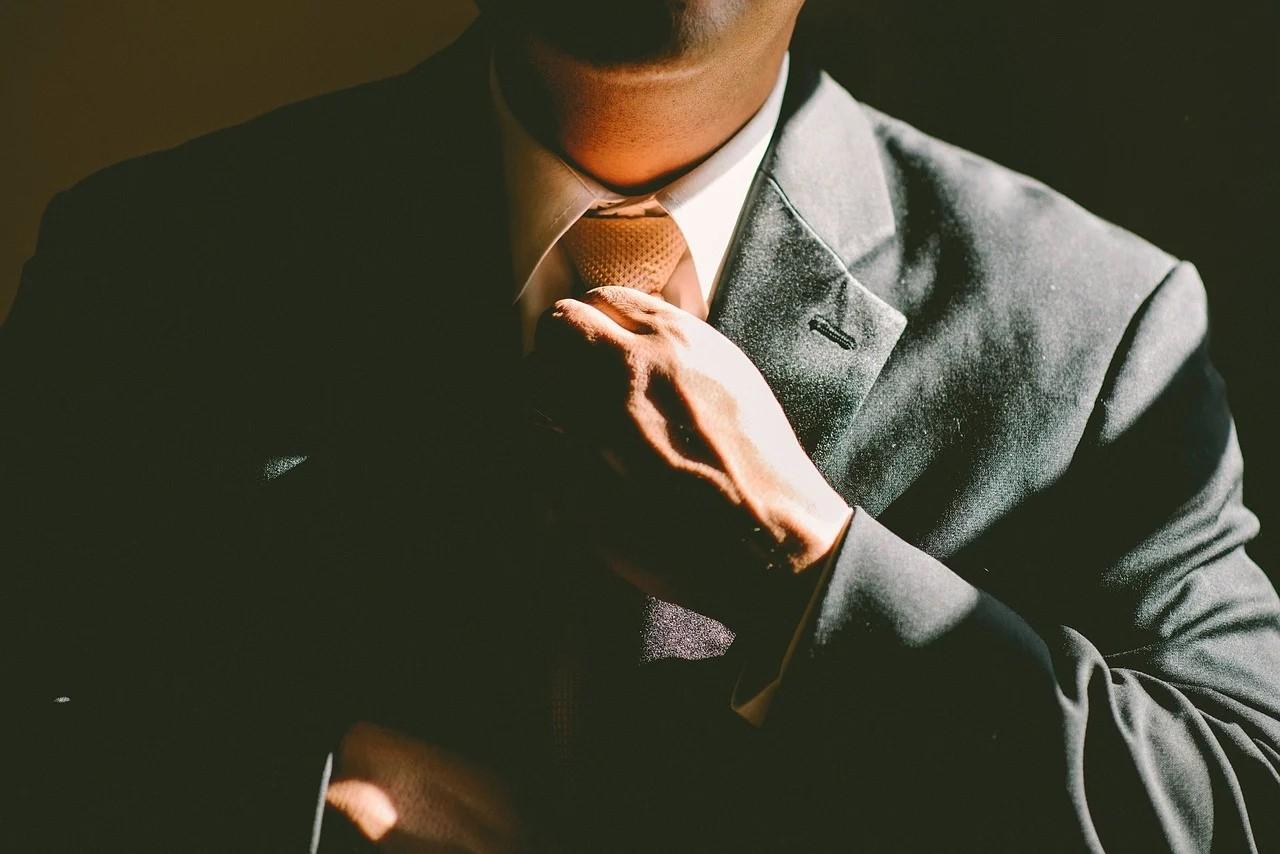 business man-suit