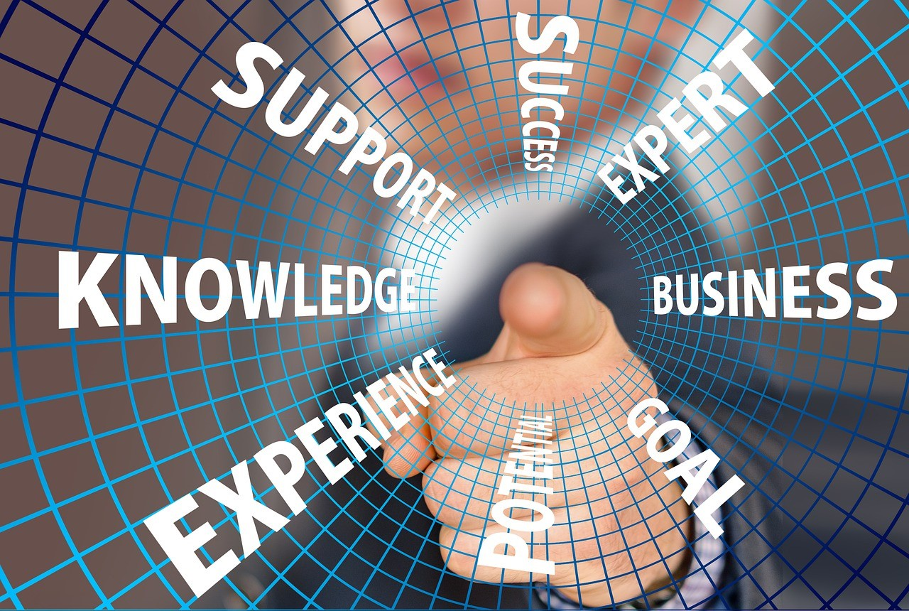 Experience-goal-business-expert-support