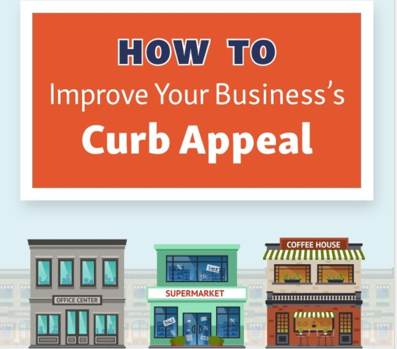 How to Improve Your Business's curb appeal