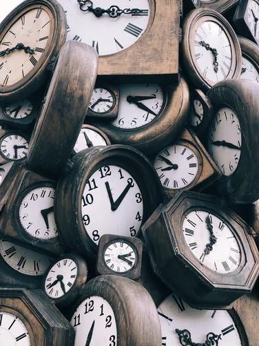 clocks-timesheet-time