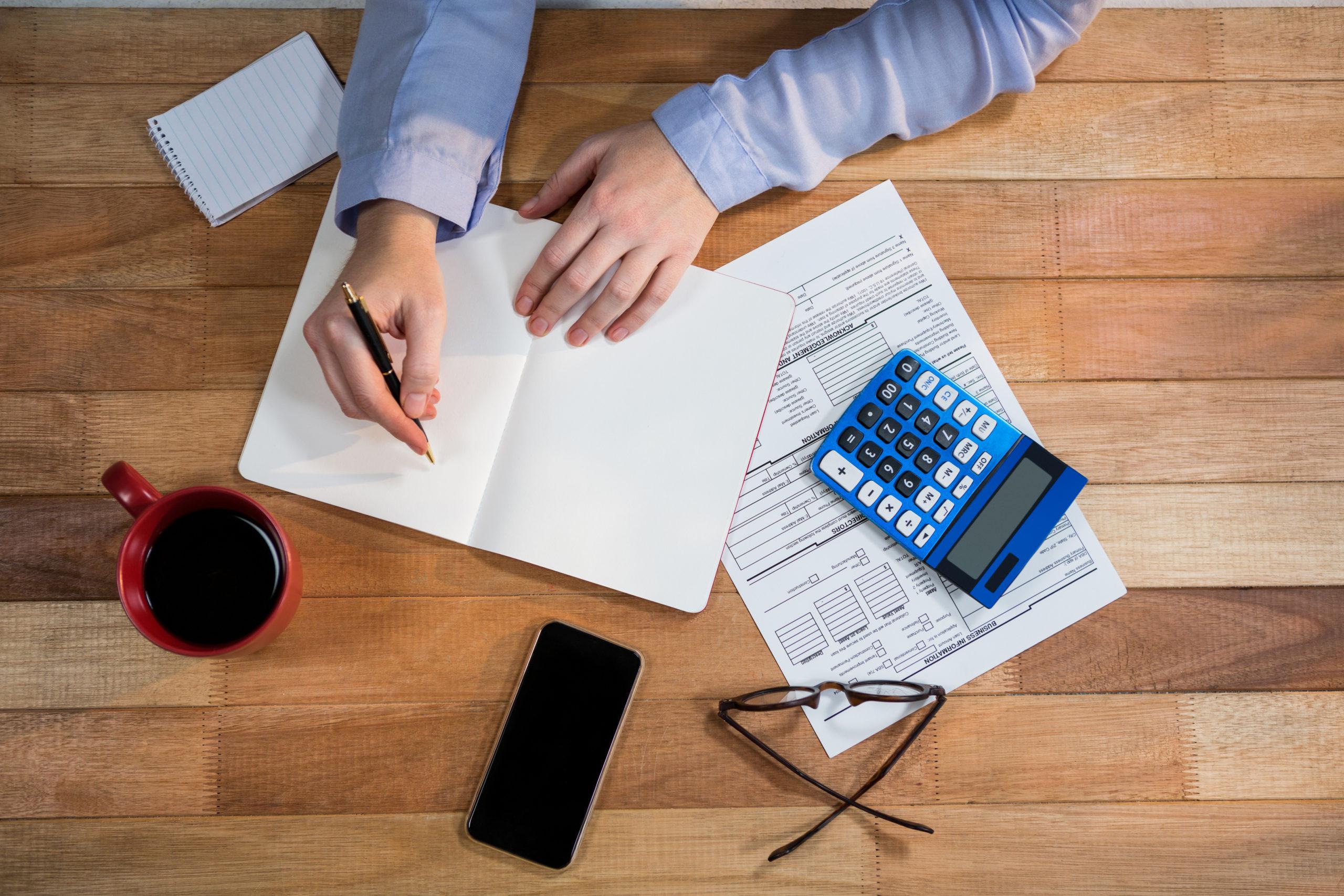 calculations-personal loan-finance