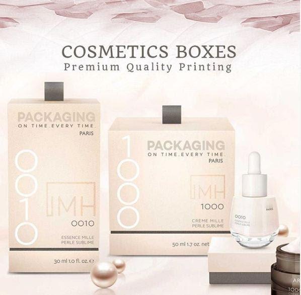 cosmetics boxes-perfumes-lotions-beauty