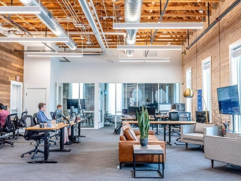 office space-office-meeting-work area-workspace