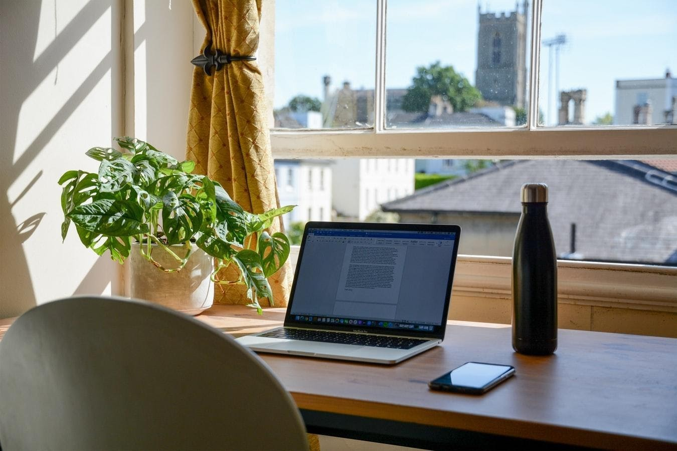 work from home-home office-office-view-entrepreneur
