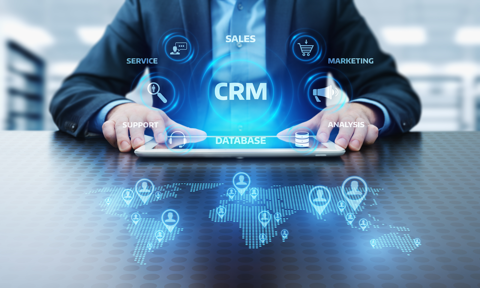 CRM-database-customers
