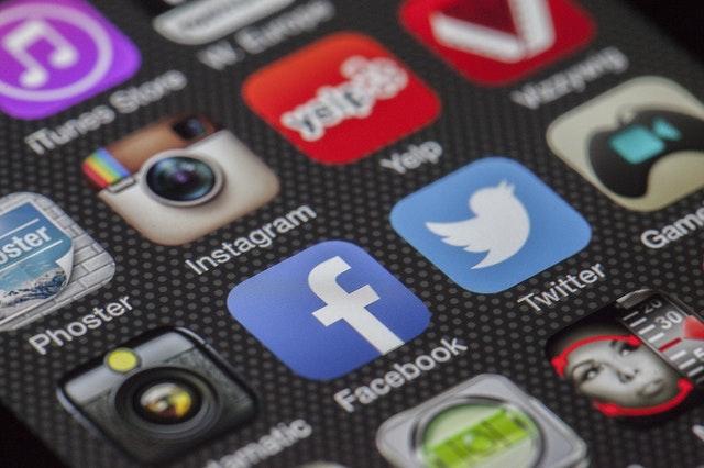social media-social media icon