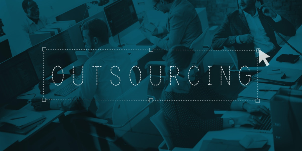 Outsourcing banner