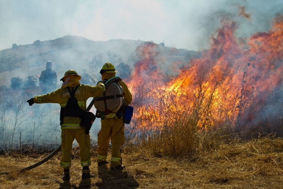 How Wildland Firefighters Should Manage Their Stress