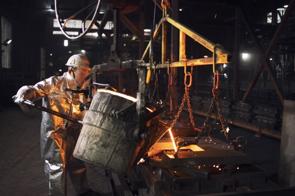 Common Foundry Health and Safety Hazards
