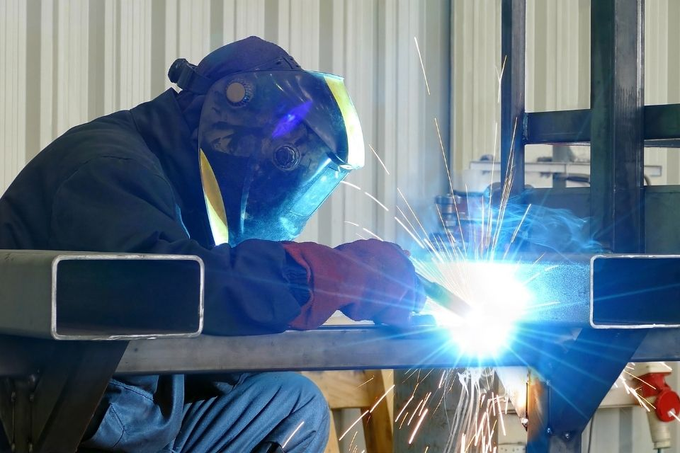 Tips for Becoming a Better Metal Fabricator