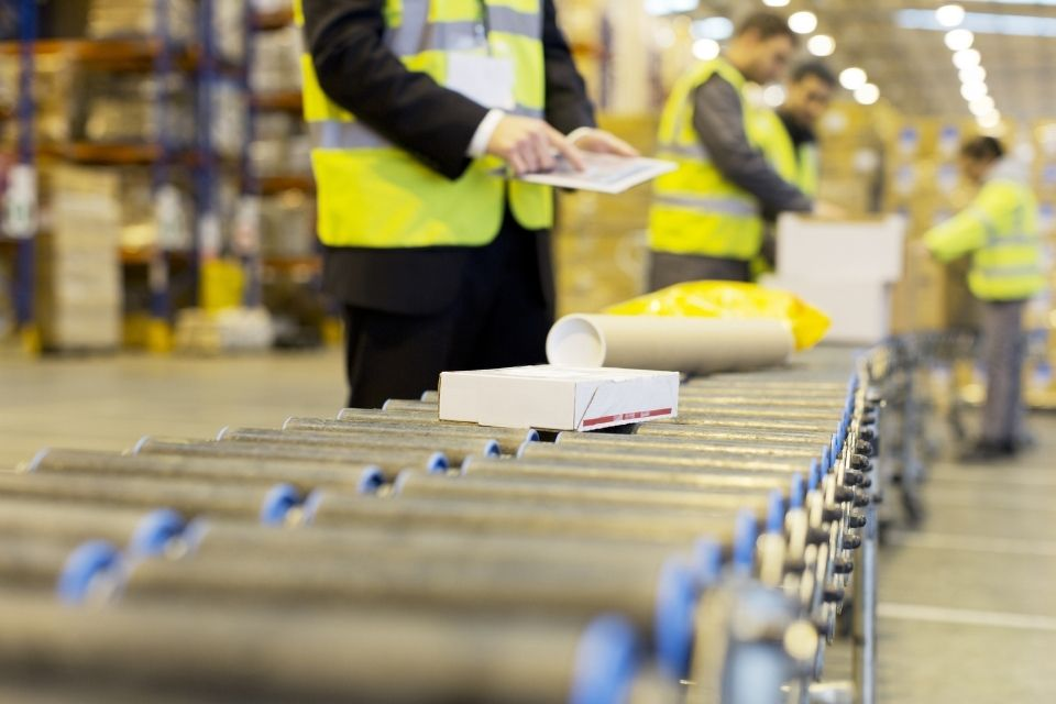 The Benefits of Using a Good Conveyor System